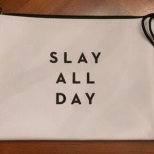 MILLY Slay All Day Zipper Pouch